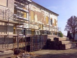 Ristrutturazione Scuole Elementari Villa Bartolomea